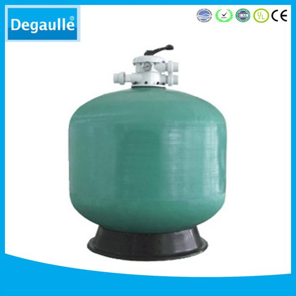 Degaulle Sand Filter small top mounted type for swimming pool water filter