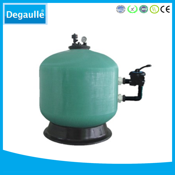 Degaulle Sand Filter Side Mounted type DS1000~1200 for big Swimming Pool