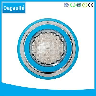 Degaulle HJ6003 underwater LED light IP68 LED RGB wall hung type for swimming pool
