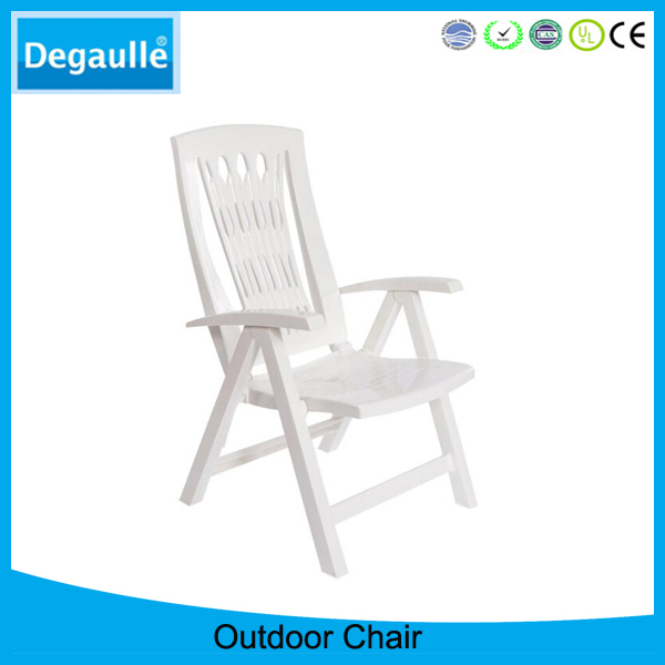 Folding Plastic Chair for Garden Furniture and Outdoor Furniture Beach Chair
