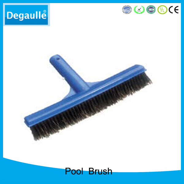 18 Inch Stainless Steel Pool Algae Brush for Cleaning