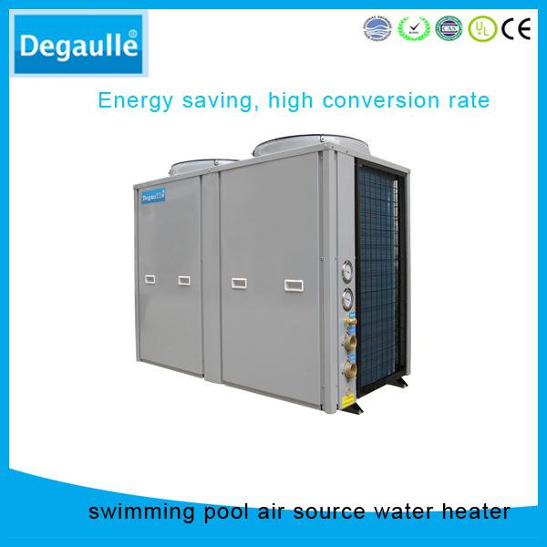 10 HP China Efficient Energy Saving Swimming Pool Heat Pump System